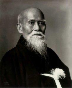 Fundador do Aikido, O'Sensei Morihei Ueshiba